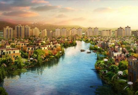 龙光城小区图